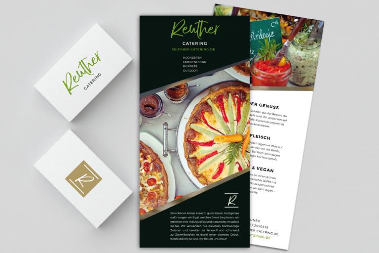 Corporate Design für Gastronomie