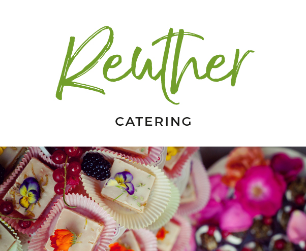 Referenz Gastronomie, Reuther Catering